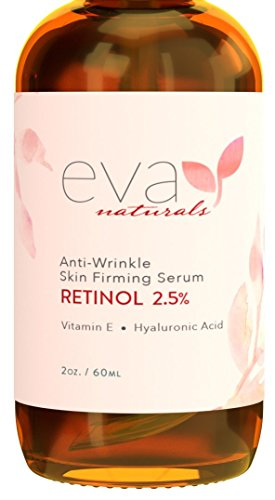 Retinol Eva Naturals Double Sized Bottle product image