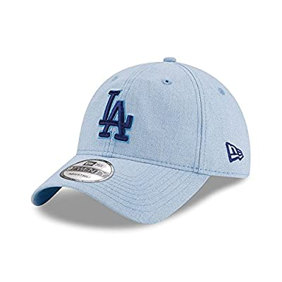 New Era Los Angeles Dodgers 2018 Father's Day 9TWENTY Adjustable Hat – Light Blue by New Era