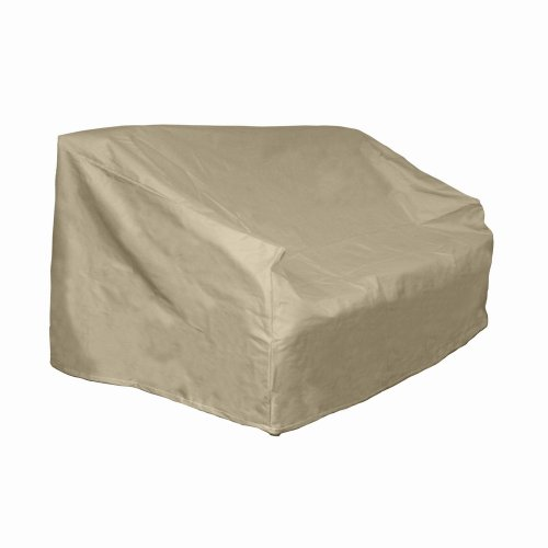 Hearth & Garden SF40254 Loveseat/Bench Cover (Covers Seat Outdoor Bench)