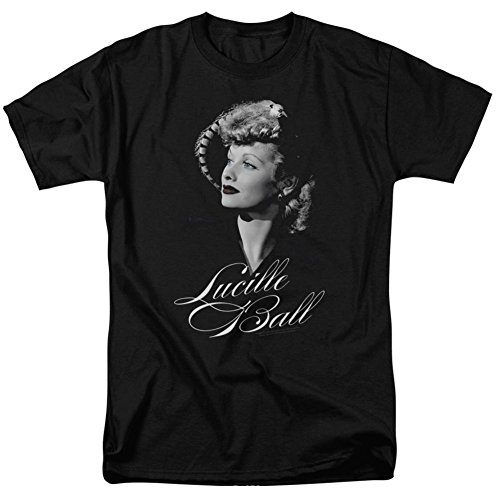 [Lucille Ball - Pretty Gaze T-Shirt Size L] (1950s Male Costume Ideas)