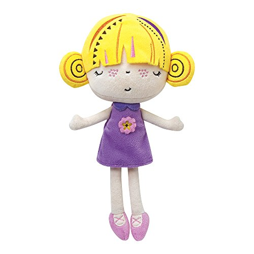 "Adora Softies Sunny 11.5"" Plush Doll Girl Cuddly Washable Soft Snuggle Play Toy Gift for Children 0+"