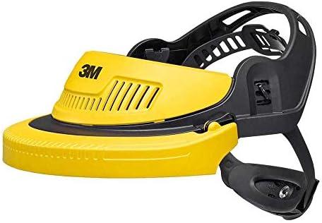 3M G500 GU Arnés de cabeza industrial amarillo (1 arnés/caja ...