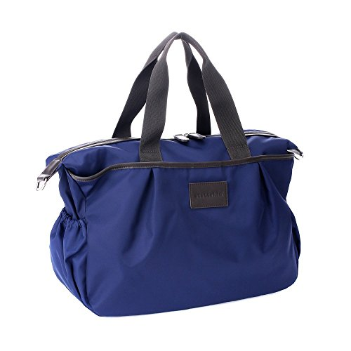 stellakim-by-perry-mackin-olivia-water-resistant-nylon-diaper-tote-navy