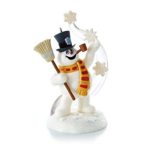 Magic In The Air - Frosty the Snowman 2013 Hallmark Ornament