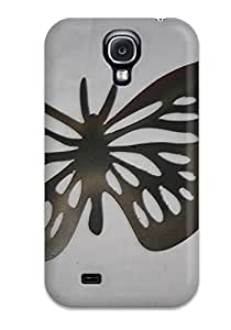 Series Skin Case Cover For Galaxy S4(metal Art )