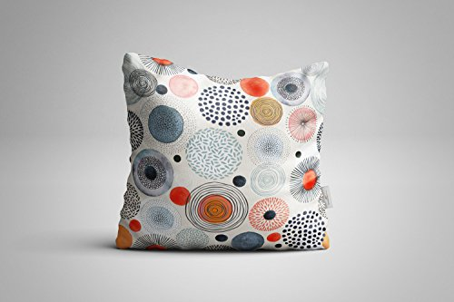 Oyo Concept Reversible Decorative Pillow - Cushion & Insert 17