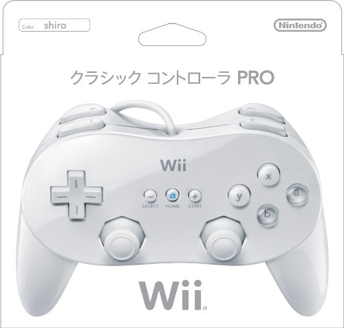 Wii Classic Controller Pro Japanese Version