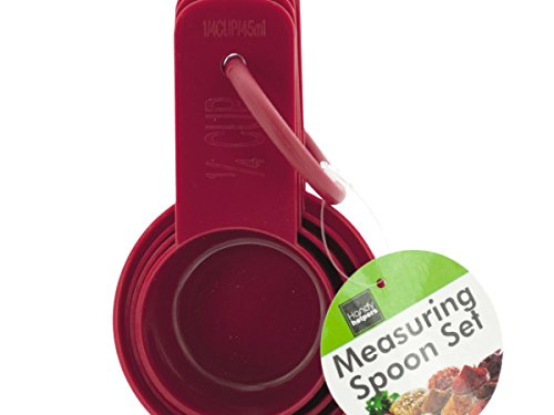 (Handy Helpers Measuring Cup Set with Ring - Pack of)