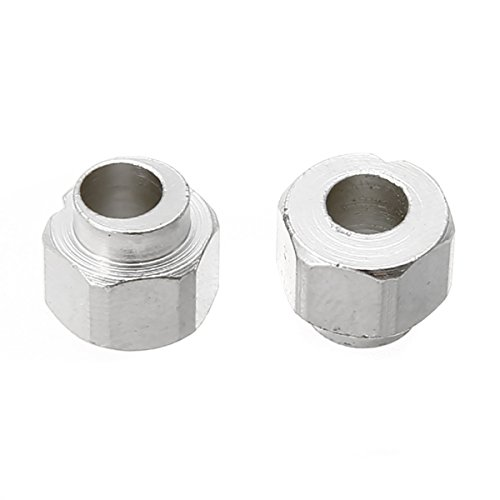 10 Pcs Eccentric Spacers 5mm Bore for V Wheel Aluminium Extrusion 3D Printer