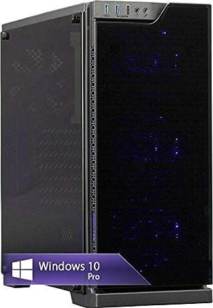 Ankermann-PC Gaming PC Gamer 1060, 24 meses de garantía, Intel i7 7700K