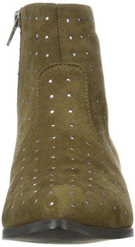 Vero Moda Women's Vmamie Boots Green (Dark Olive Dark Olive) Oq2aVi