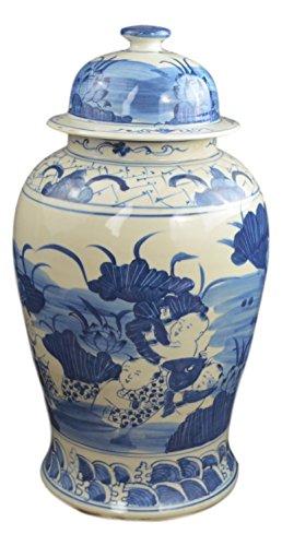 Chinese Ginger Jar (19