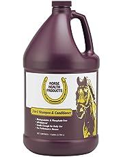 Horse Health 2-in-1 Shampoo & Conditioner, 1 Gallon