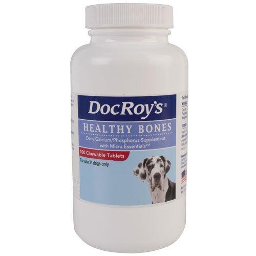 Doc Roys Healthy Bones 100ct