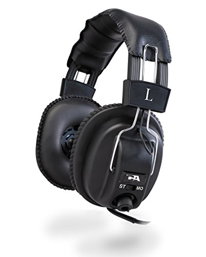 Cyber Acoustics ACM-500R Multi User Stereo Headphones For Sale