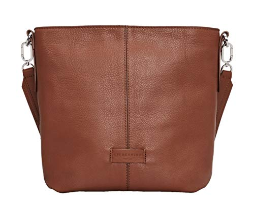 Mujer Liebeskind Medium Bandolera Crossbody Marrón Bolsos Essential Berlin bourbon qH4FR