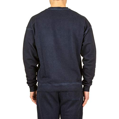 Blue Moschino Cotone In felpa A1703 Dark 14wapx4q