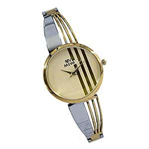 MEWA Casual Watch For Women Analog Stainless Steel - 1086C