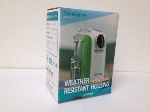 Brinno ATH100 Weather Resistant Housing for Brinno TLC200 Time Lapse and Stop Motion HD Video Camera