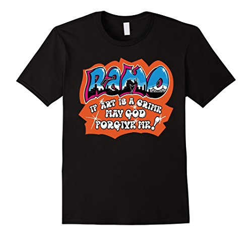 RAMO - BEAT STREET Shirt - Limited Edition - Male 3XL - Black (Edition Street Limited)