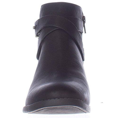 INC International Concepts I. Herbiip Short Ankle Boots - Black Black LLihMJmI