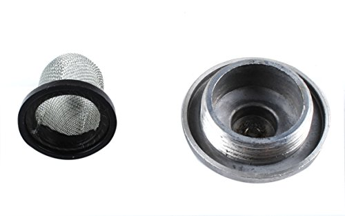 Podoy GY6 Oil Filter Drain Plug Set for Scooter 150cc QMB139 50cc