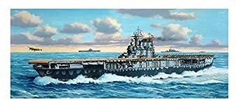 【クリックで詳細表示】ドイツレベル 1/1200 アメリカ海軍 USS ホーネット プラモデル 05823