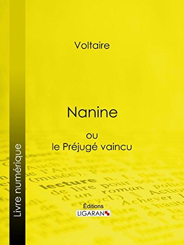 Amazon Com Nanine Ou Le Prejuge Vaincu French Edition
