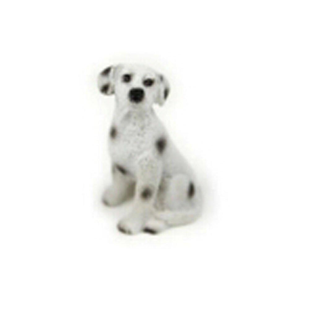 Amazon.com: Juego de 3 figuras de perros de lunares para Pot ...
