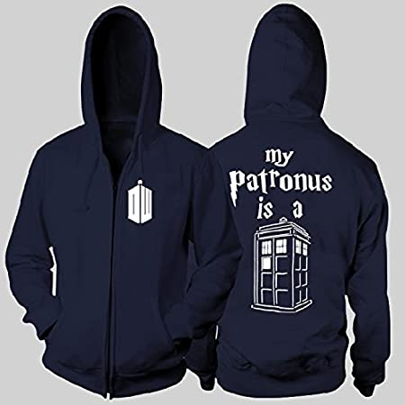costore Doctor Who Fashion Sweat à capuche