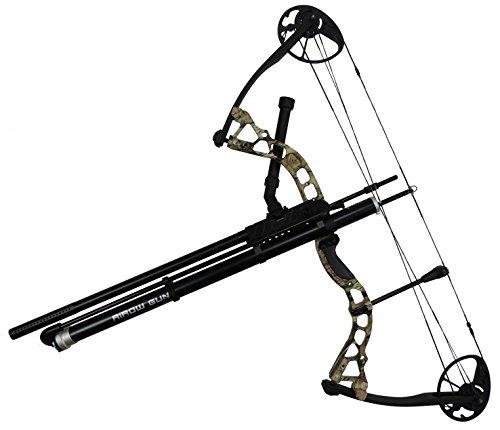 Airow Gun .68 Caliber Paintball Kit w/ Diamond Infinite Edge Bow - Camo - Right Hand