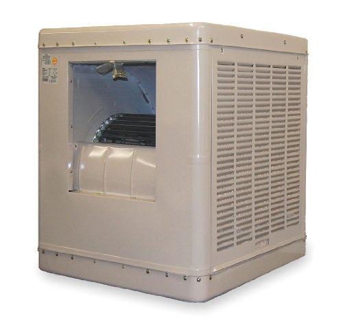- Essick Air - 2YAE4-2HTL1 - Ducted Evaporative Cooler, 4500 cfm, 1/3HP