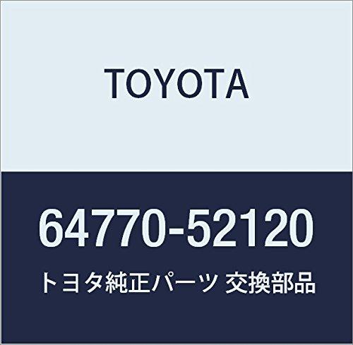 Toyota Genuine 64770-52120 Spare Wheel Cover