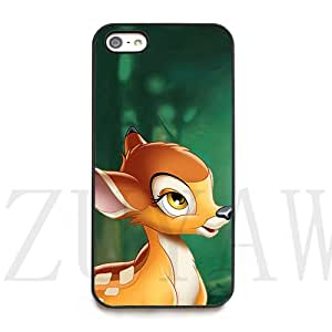 Bambi signed HD image phone cases for iPhone 5c ( HD Hard Material)