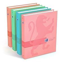 Oxford 400084076 - Cuaderno (Universal, Monótono, A4, Mate, Papel, 28 mm)