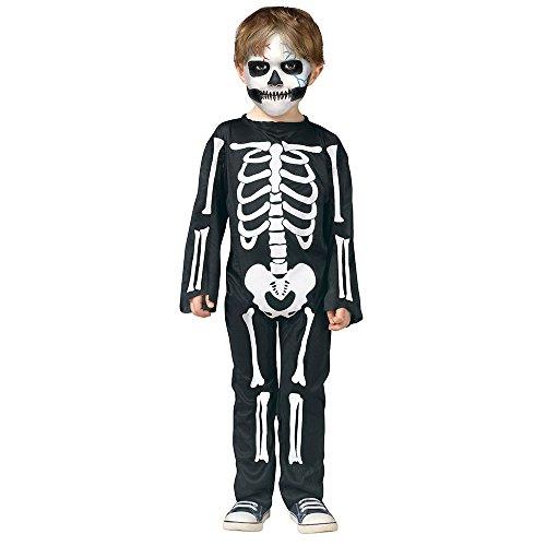 Fun World Scary Skeleton Toddler Costume ()