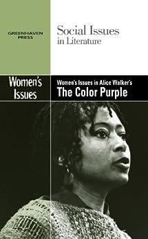 The depiction of women in color purple by alice walker