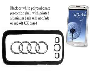 Samsung galaxy s3 i9300 Case Audi White Insert