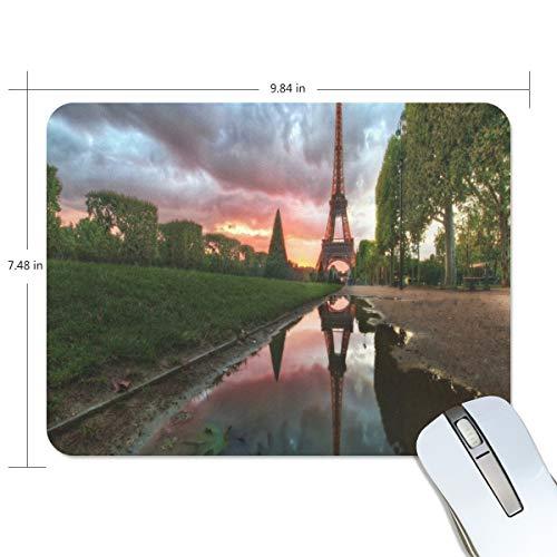 Mouse Pad 9.8 x 7.4 Inch Non-Slip Rubber Base Mousepad Full HD Wallpaper Mouse Mat Fit Laptop/Computer/PC