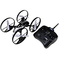 Squadron Products H3 Air-Ground 6-Axis Gyro RC Quadcopter, Silver