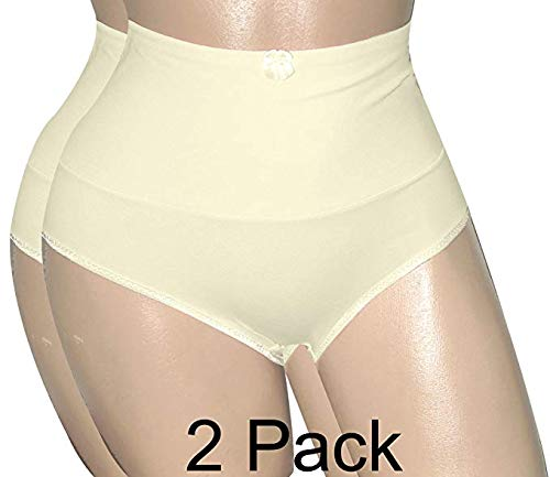 02ef28540f Image Unavailable. Image not available for. Color  Carol Wior 6918P Microfiber  Belly Band Panties ...