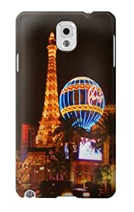 S0893 Las Vegas Case Cover for Samsung Galaxy Note 3