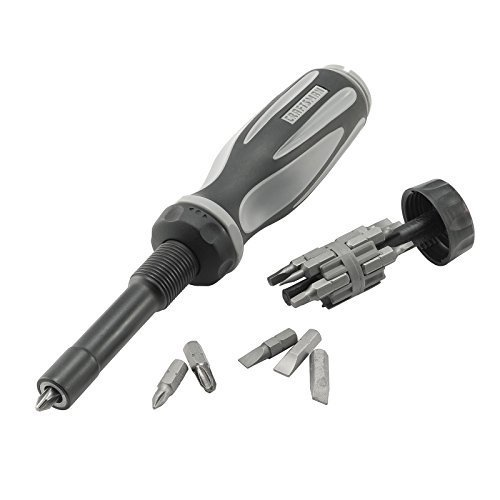 Craftsman 13-piece Extreme Grip Bit Driver Set