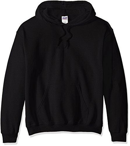 Gildan Mens Fleece Hooded Sweatshirt product image