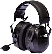 Rifleman Bluetooth Communication Hearing Protection - Electronic Ear Muffs Bluetooth Technology Compatible - N