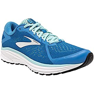 Brooks Women's Running Shoes, Blue Blue Silver White 415 How Often To Replace Running Shoes