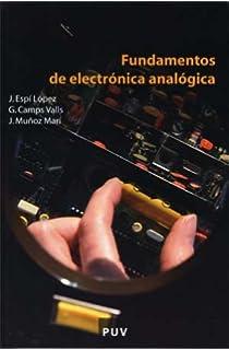 Fundamentos de electrónica analógica (Educació. Sèrie Materials)