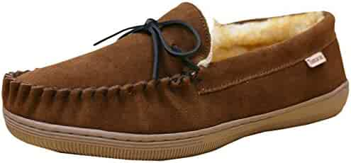 Tamarac by Slippers International 7161 Men's Camper Moccasin