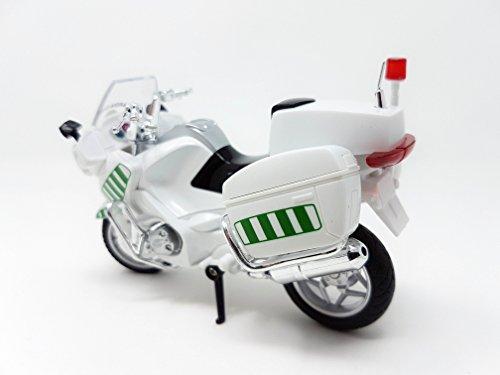 PLAYJOCS Moto Guardia Civil GT-3988 8