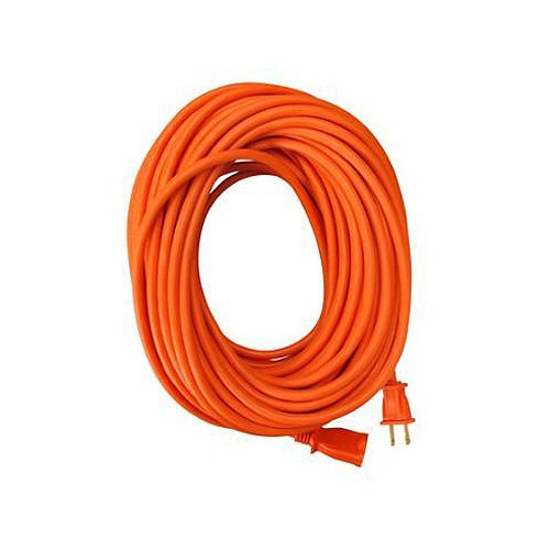 Master Electrician 02207ME 16 2 Outdoor Indoor 25-Feet Extension Cord, arancia by Master Electrician